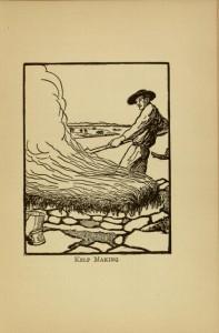 Kelp Making / Jack B. Yeats.