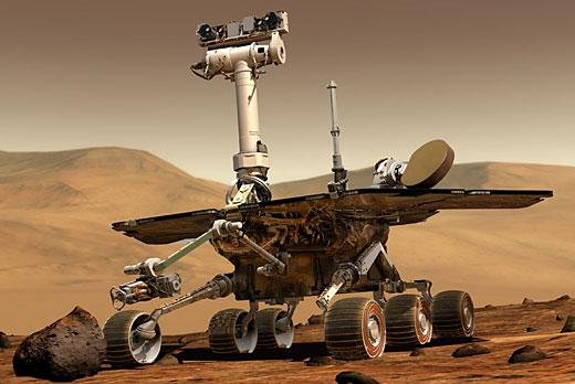 2015 - 08 Aug - class of 2019 Mars-rover