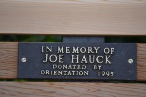 hauck bench marker