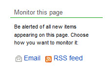 monitor this page