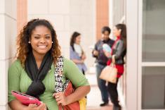 College student confident 2