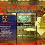 Welcome Pope Francis Display