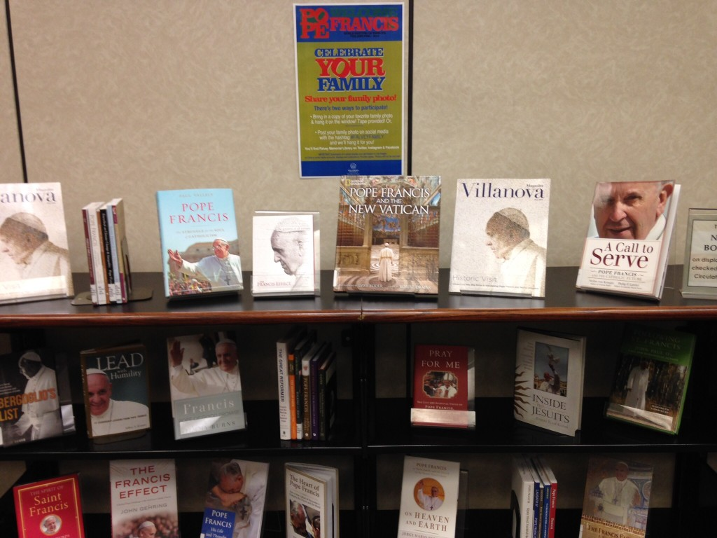 Pope Francis books