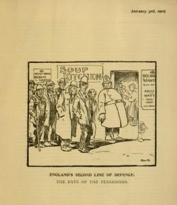 """[7] p., """"England's Second Line of Defence"""", The Republic, v. 1, no. 4, January 3, 1907"""