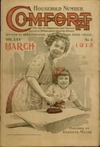 [1], Comfort, v. XXV, no. 5, March 1913