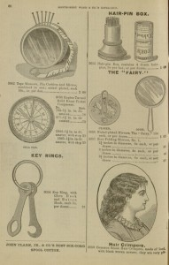 80 p., Montgomery Ward & Co. Descriptive illustrated price list no. 30, fall and winter, 1881