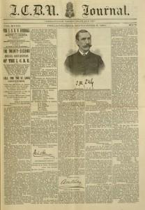 [1] p., I.C.B.U. Journal, v. 18, no. 294, September 15, 1890