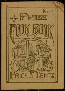 prize cookbook