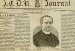 [1] p., I.C.B.U. Journal, v. 19, no. 321, November 15, 1889