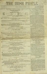 [673] p., The Irish People, v. 2, no. 43, September 16, 1865