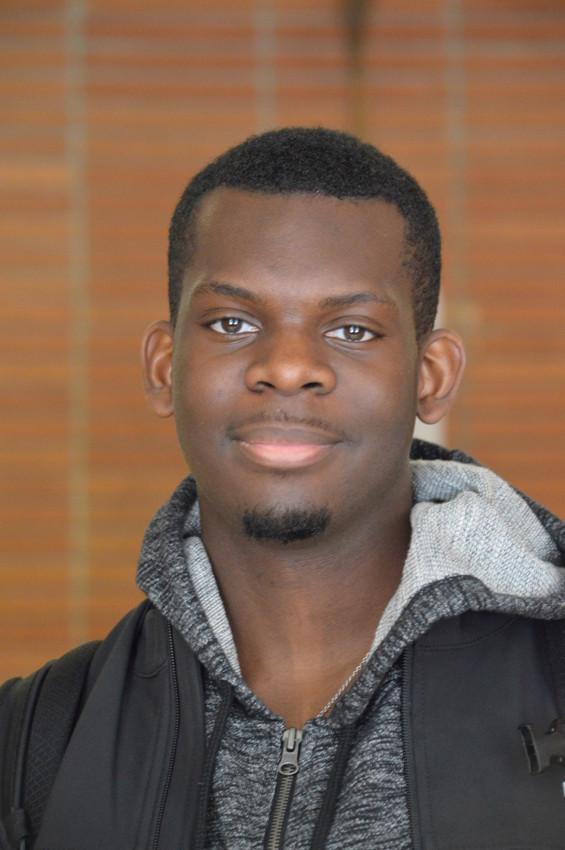 Villanova student Justin Graham