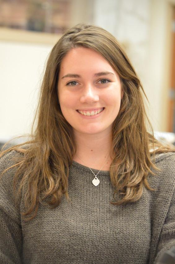 Villanova student Jacquelyn Korka