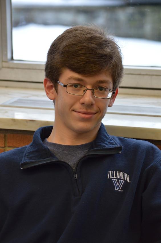 Villanova student Brendan Gorman