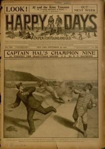 [1] p., Happy days, v. XXX, no. 780, September 25, 1909