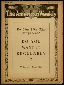 p. [245], Viereck's the American weekly, v. VIII, no. 16, May 22, 1918