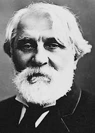 Headshot of Ivan Turgenev