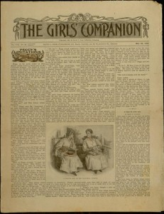 [1], p. , The Girls' companion, v. VIII, no. 22, May 29, 1909