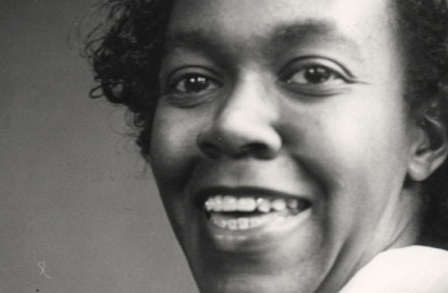 gwendolyn brooks smiling