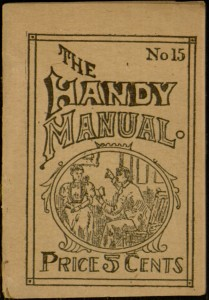 [1]p., The handy manual