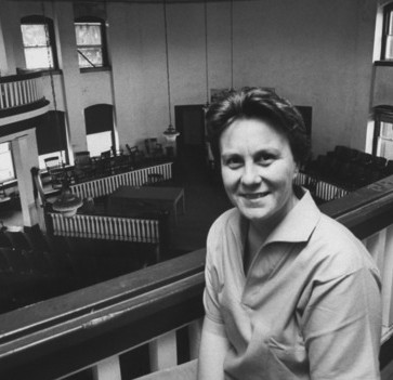 Harper Lee, as featured on our Foto Friday post.