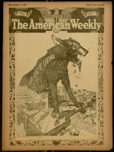 [229] p., Viereck's the American weekly, v. VII no. 14, November 7, 1917