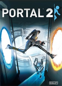 game art for portal 2