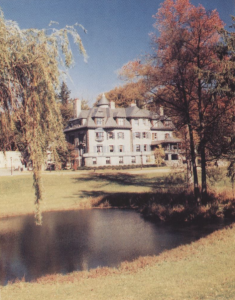 1997 yearbook, yearbook, Belle Aire, Villanova, Dundale Hall