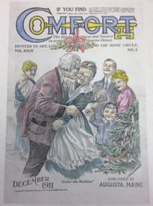 Comfort, December 1911