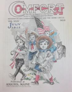 Comfort, July 1912