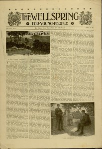 [89] p., the Wellspring for young people, v. LXVIII, no. 12, March 25, 1911