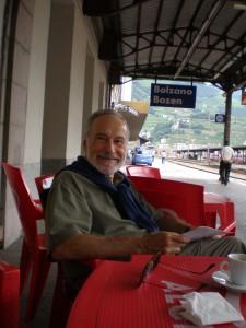 Richard Juliani. Mannella talk, Mannella 2016