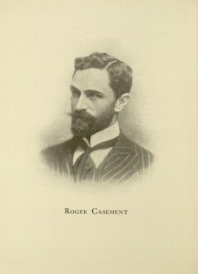 "Frontispiece, ""Some poems of Roger Casement"""