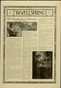 [1] p., The Wellspring for young people, v. LXXV, no. 51. December 12, 1918.