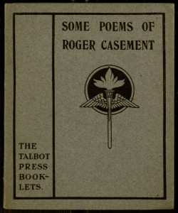 Some Poems of Roger Casement