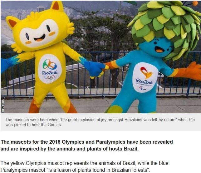 Mascots resize