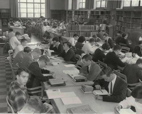 Reading Room 1964