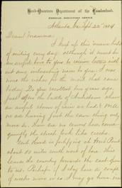 Sherman letter
