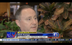 Kerbel on 6ABC