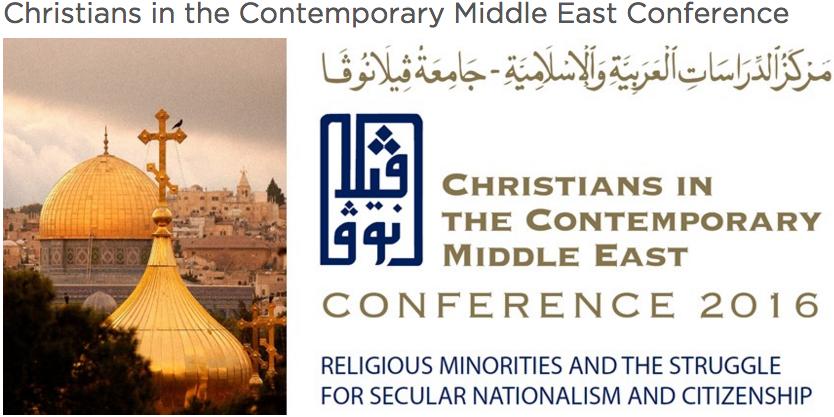 Nova Conference: Middle East