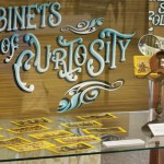 Cabinets of Curiosity Exhibit