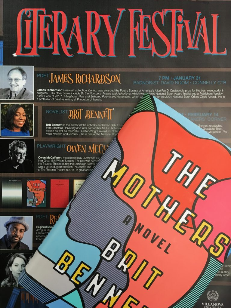 Lit Fest and The Mothers