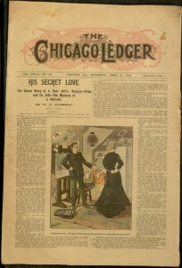[1], Chicago Ledger, v. XXVIII, no. 16, Saturday, April 21, 1900