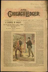 Chicago Ledger, v. XXVIII, no. 14, Saturday, April 7, 1900