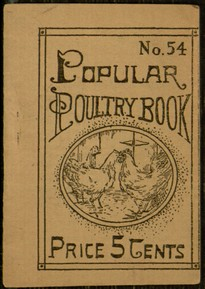 [1] p., Popular poultry book