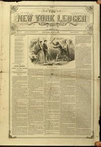 The New York Ledger, v. XIV, no. 13, June 5, 1858