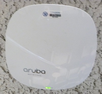 One of the new hubs for upgraded Wi-Fi