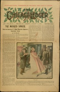 Chicago Ledger, v. XXX, no. 2, Saturday, January 11, 1902