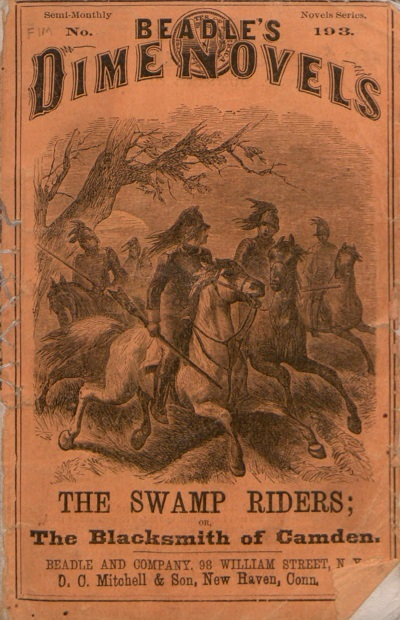 Cover image of Beadle's Dime Novels