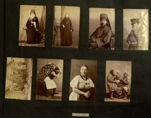 """Russian Types"", [p. 17], from: Photograph album, Emily Warren Roebling, 1896-1914"