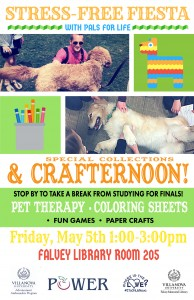 Pals for Life, Crafternoon, Crafts, Stress, Stress relief, fiesta, stress-free fiesta